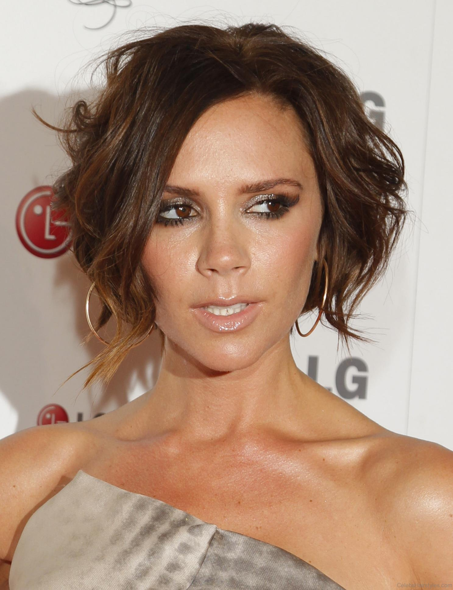 47 classic hairstyles of victoria beckham